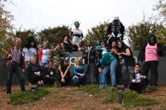 The Halloween Gang